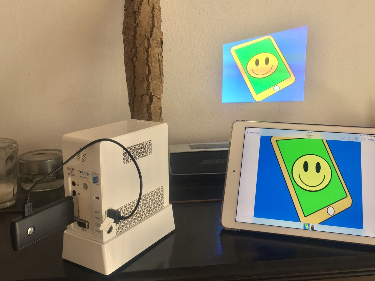 5 Wege das iPad mit Beamer oder TV zu verbinden