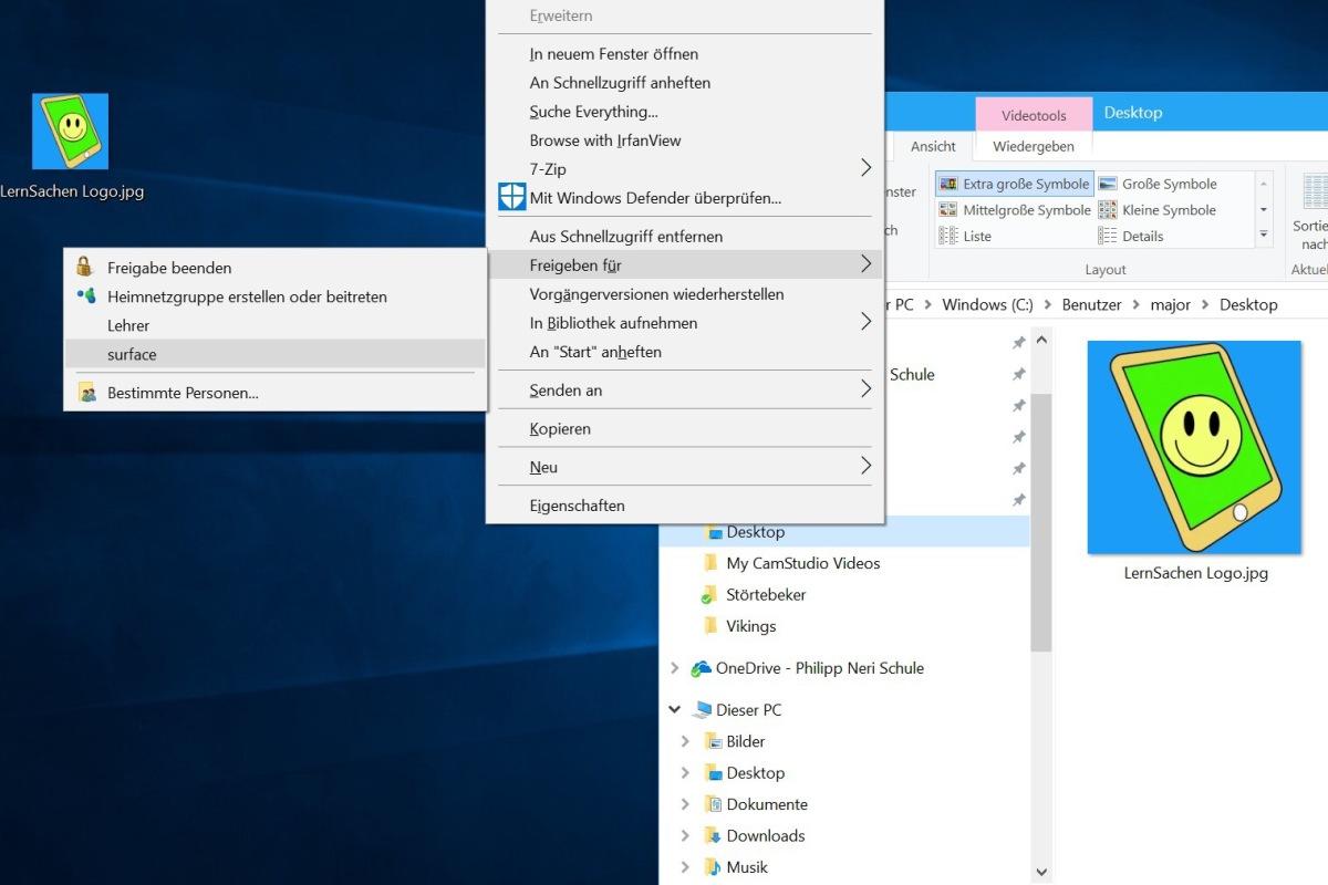 Windows Netzwerkfreigaben mit dem iPad nutzen