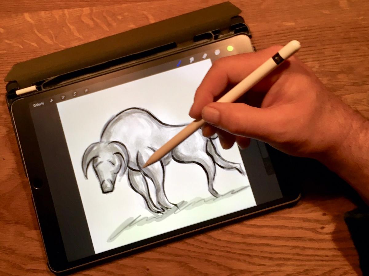 Top 10 iPad Apps für den Pencil
