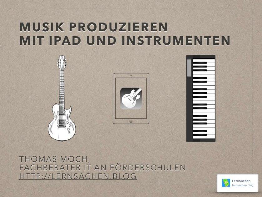 musik mit ipad und instrumenten.001